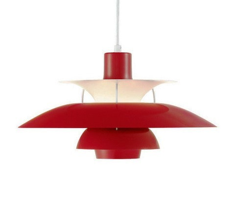 The PH5 Pendant Lamp by Poul Henningsen (Photo: DanishDesignStore.com)