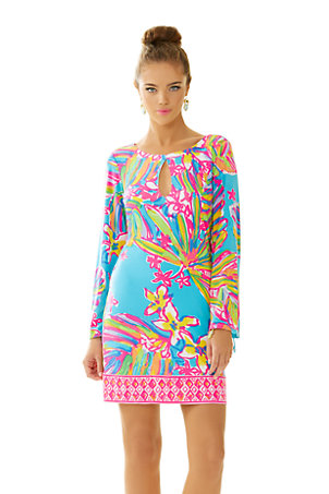 LILLY PULITZER FAIRFIELD TUNIC DRESS