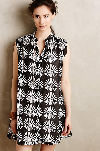 ARBORETUM SHIRT DRESS