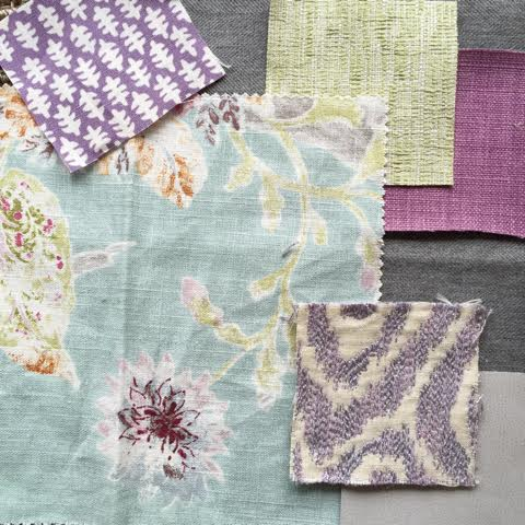 TRACI ZELLAR FABRIC SAMPLES- TRACI HAS THE GIFT OF COLOR LAYERING AND PATTERN COMBINATIONS THAT ROCK!!!