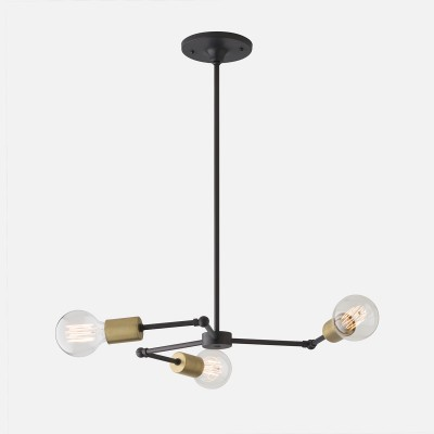 VEGA 3 CHANDELIER - SCHOOL HOUSE ELECTRIC