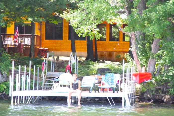 Kezar Lake Paradise