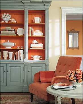 AUTUMN COVER - BENJAMIN MOORE