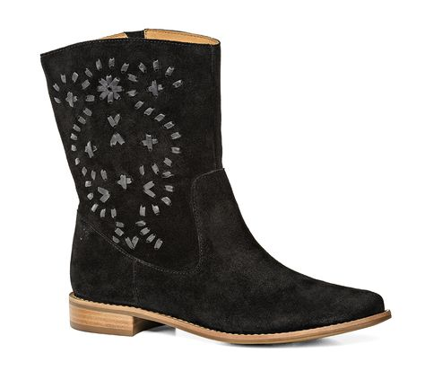KAITLIN SUEDE BOOT - JACK ROGERS