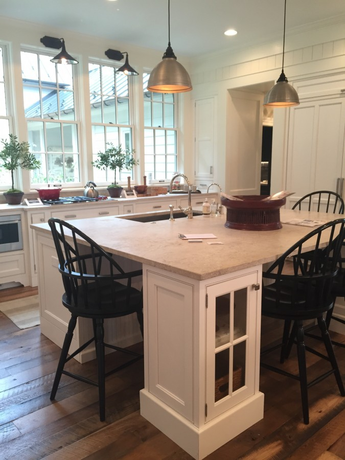 THE KITCHEN - 2015 SOUTHERN LIVING IDEA HOUSE IN CHARLOTTESVILLE, VA.