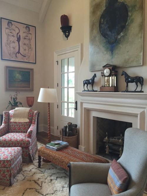 BUNNY WILLIAMS LIVING ROOM SL IDEA HOUSE