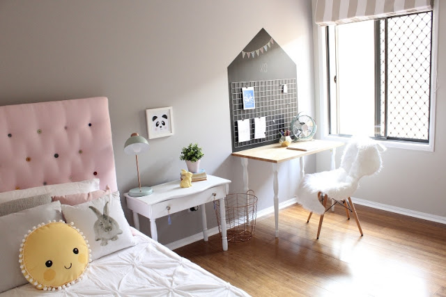NEW EVERY MORNING LITTLE GIRLS ROOM
