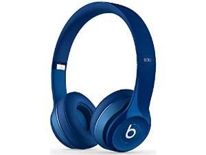 AMAZON -Beats Solo2 Wireless On-Ear Headphones - Blue