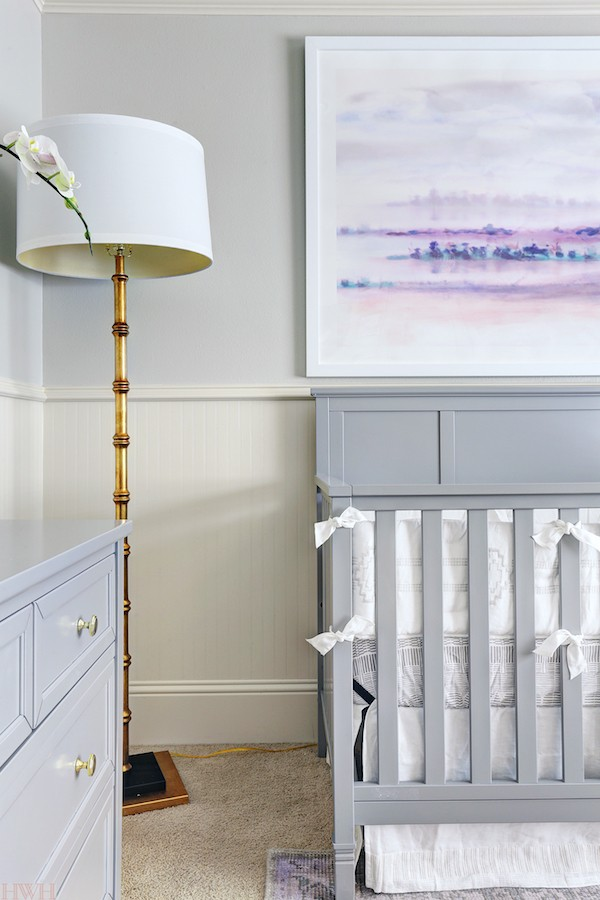 HONEY WE'RE HOME - BABY GIRLS NURSERY