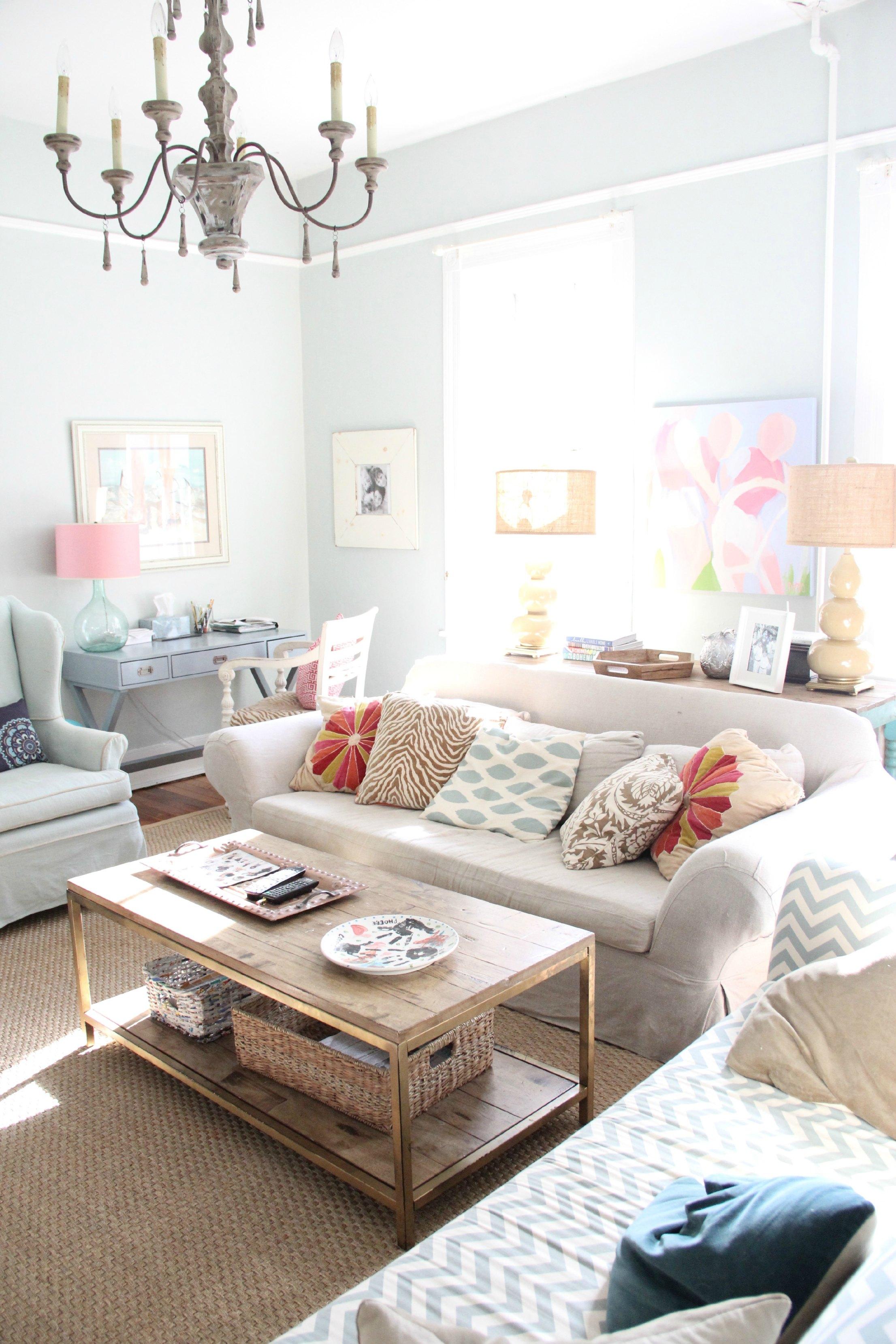 Sea Salt Living Room