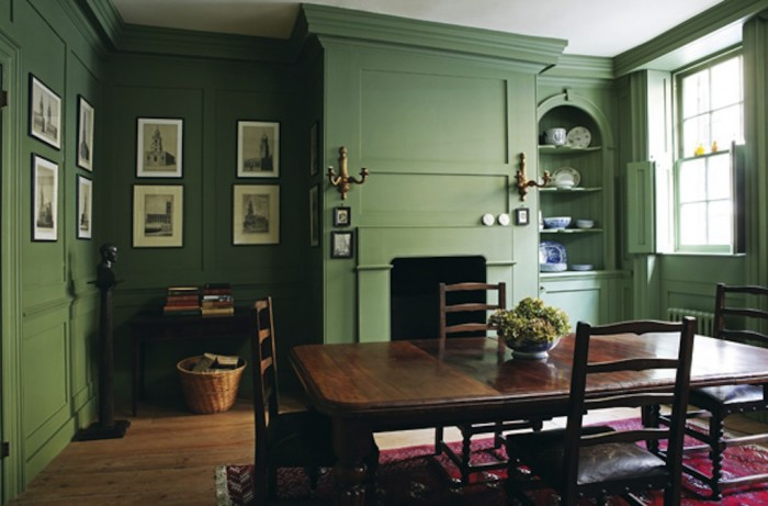 FARROW AND BALL CHALKE GREEN - THE SCOUT GUIDE