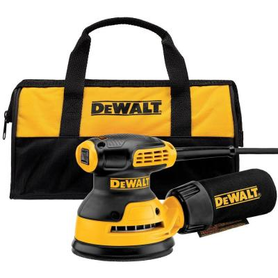 DEWALT 3 Amp 5 in. Corded Random Orbit Hook and Loop Sander