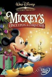 MICKEY'S ONCE UPON A CHRISTMAS 1999