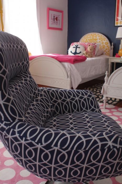Phoebe's EGG chair