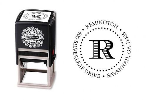 Custom Stamp Gift Certificate $20.00